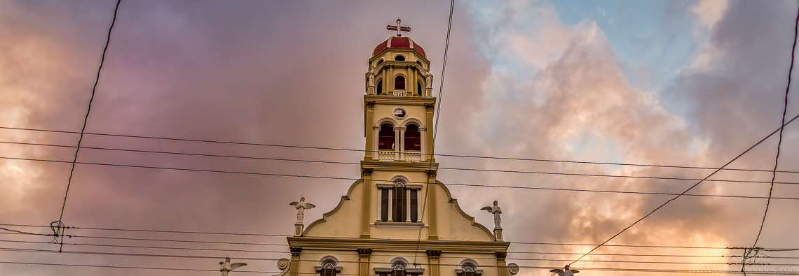 Church in Alajuela