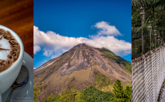 Our Escapades - Arenal - Featured Image