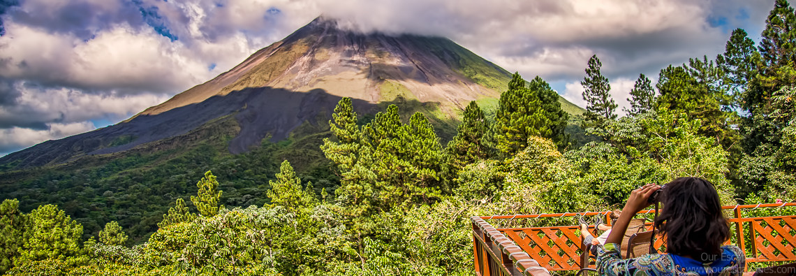 Our Escapades - Featured Arenal Costa Rica