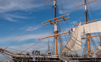 Our Escapades - San Diego Maritime Museum - Featured