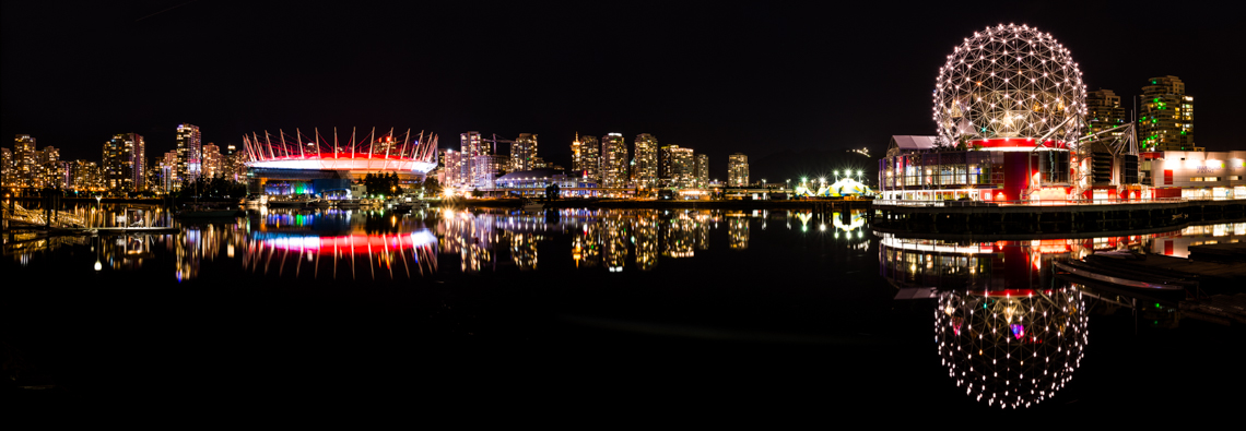 NYE in Vancouver
