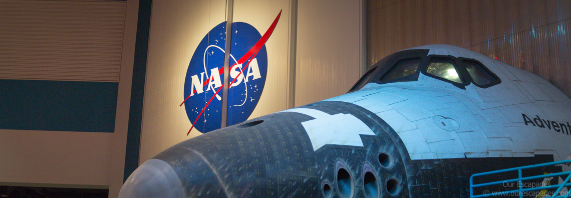 Our Escapades - Houston Space Center - Featured Image-2