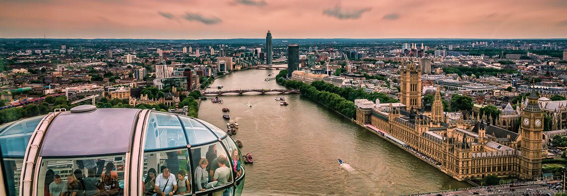 Our Escapades - London Eye Tour - Featured Image