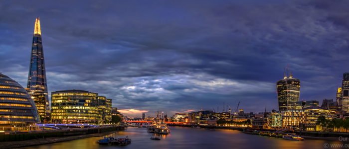 Our Escapades - Tower Bridge Thames River London - Featured Image