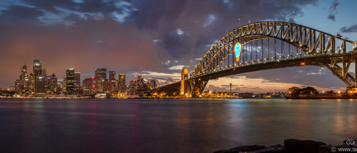 Our Escapades - Sydney Opera House Harbour Bridge - Featured Image