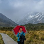 Hooker Valley Trail… No, there's no hooker in the trail!