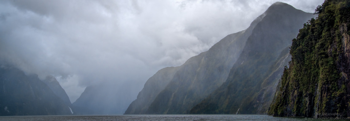 Our Escapades - Milford Sound - New Zealand - FM