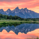 Postcards from Grand Teton